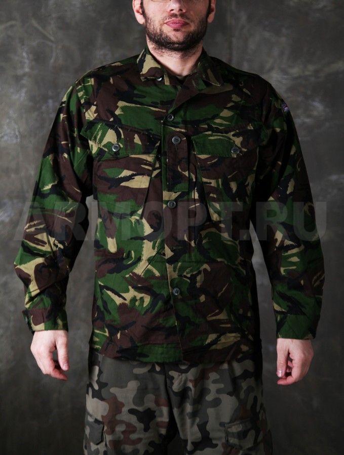 f1af5aac168 Рубашка полевая DPM б.у. — купить в Москве по цене 850 руб. в ...